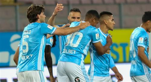 Sporting Cristal y el video motivacional a pocas horas de la final de la Fase 2 ante Ayacucho FC