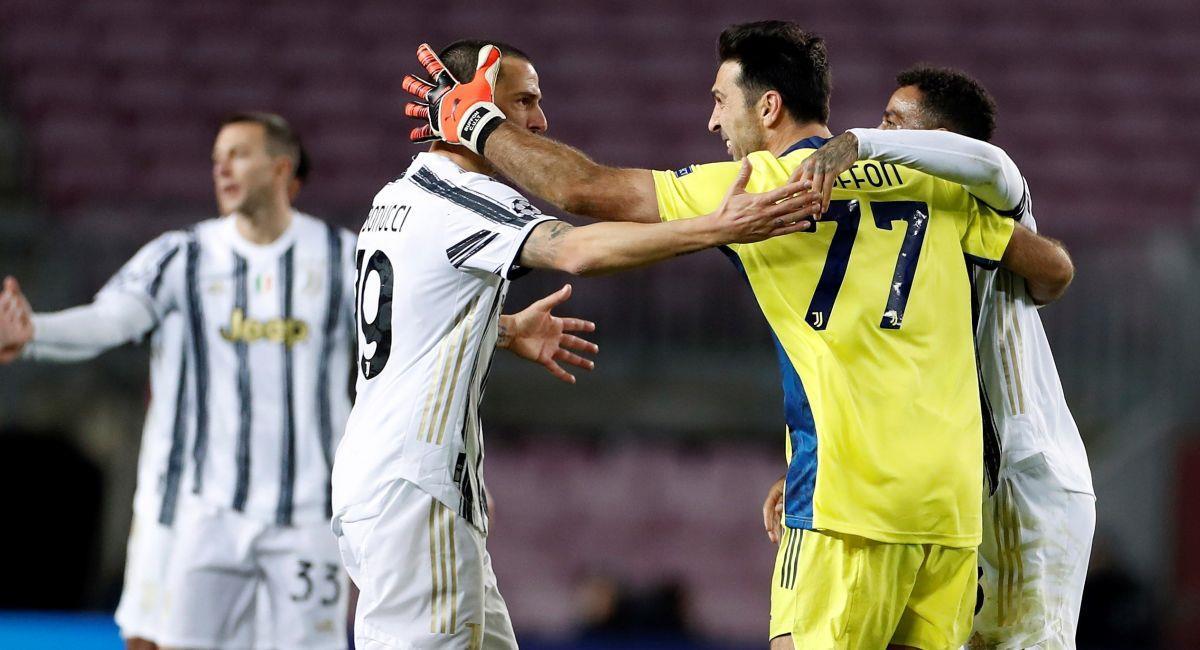 Juventus es uno de los clasificados a los octavos de final de la Champions League. Foto: EFE