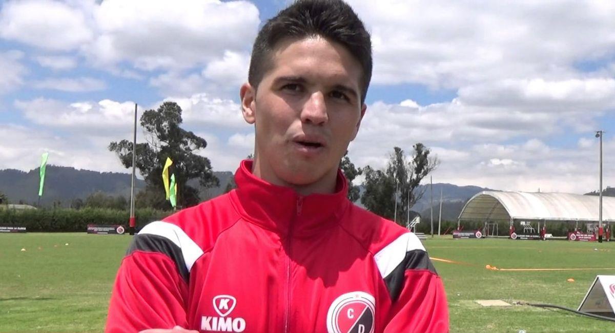 Cristián Jopito Álvarez es nuevo jugador de Binacional. Foto: Captura