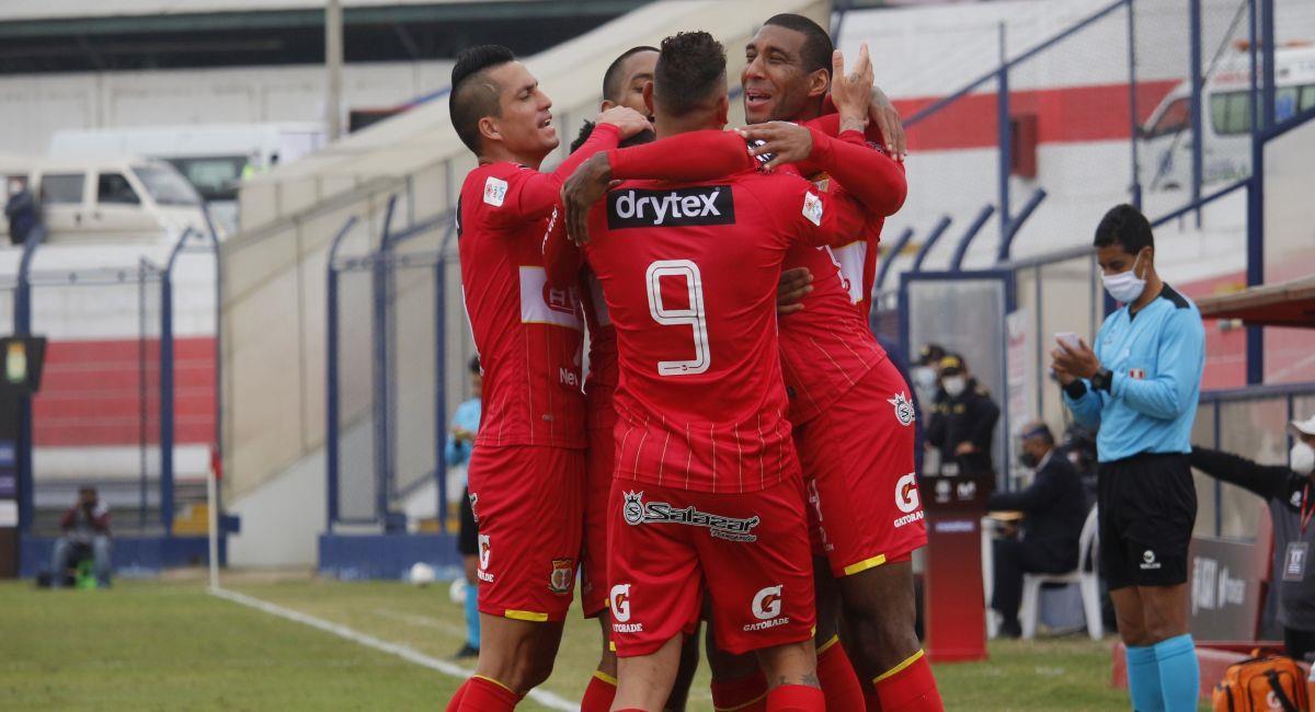 Sport Huancayo quiere seguir destacando en el 2021. Foto: Prensa de la FPF
