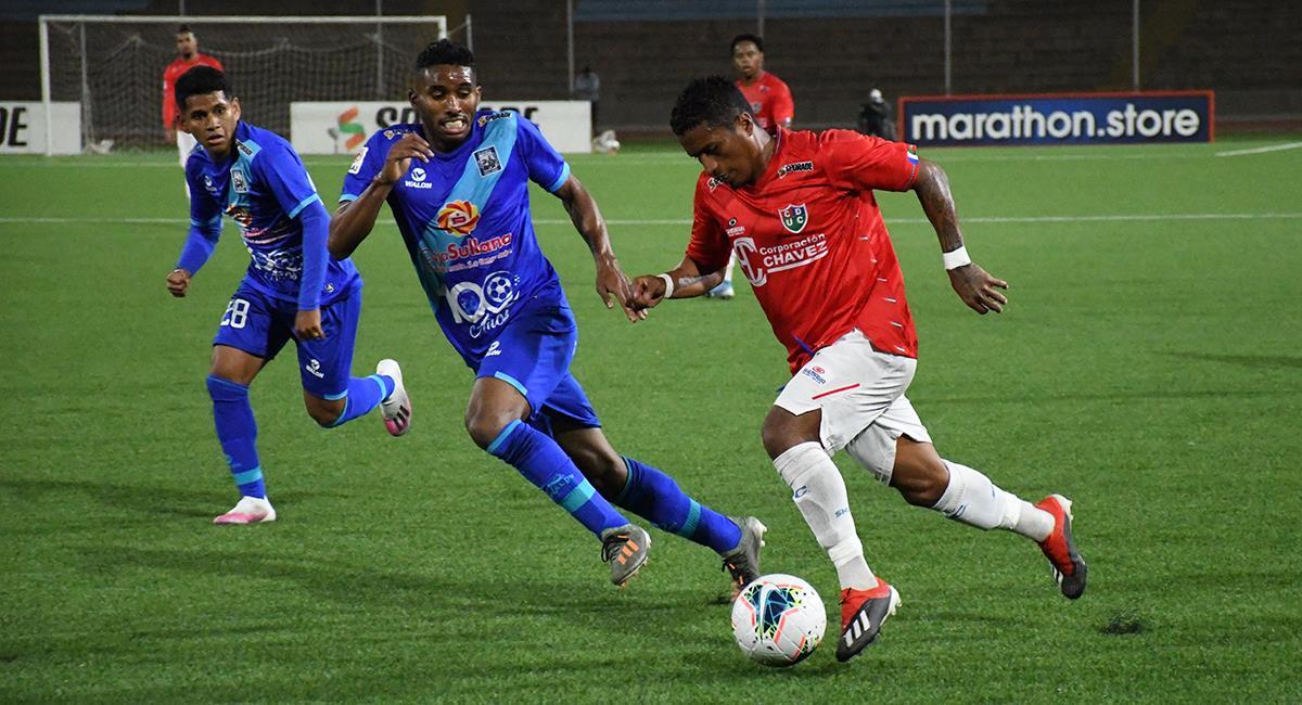 Penúltima jornada de la Liga 2. Foto: Prensa FPF