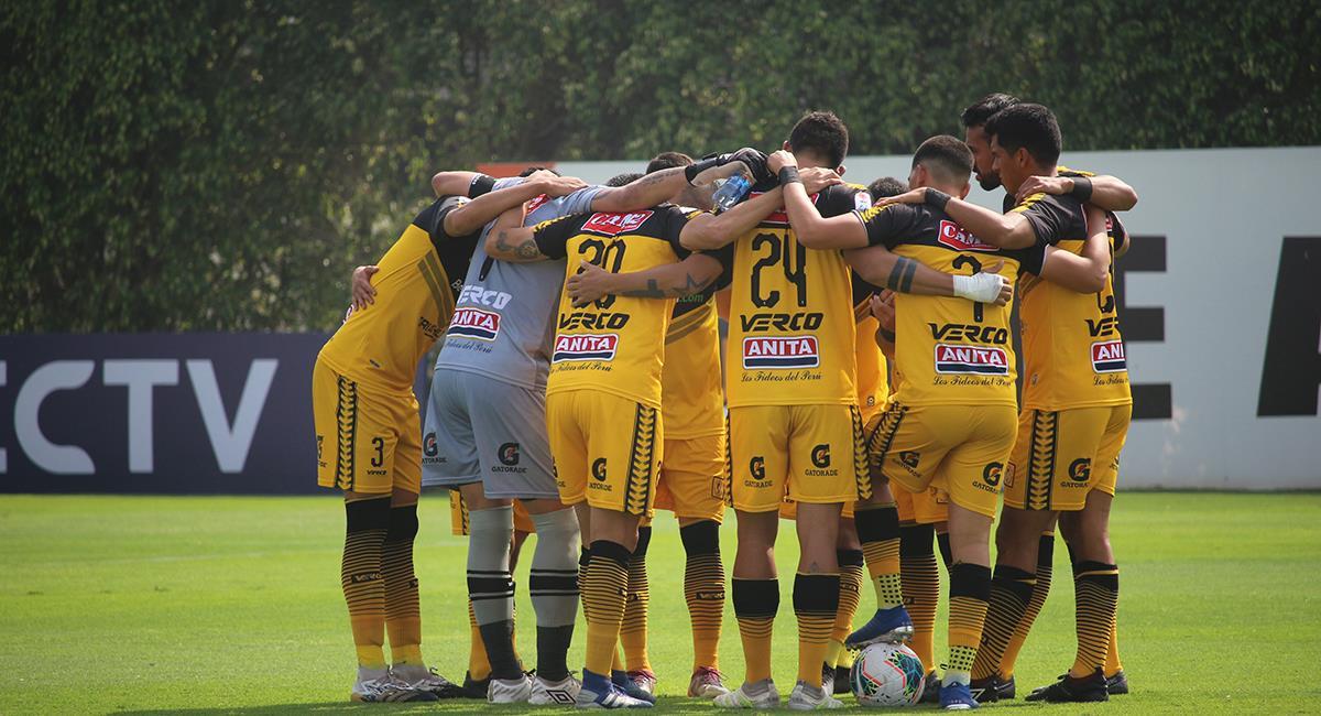 La Academia Cantolao  quiere ser otro en el 2021. Foto: Prensa FPF