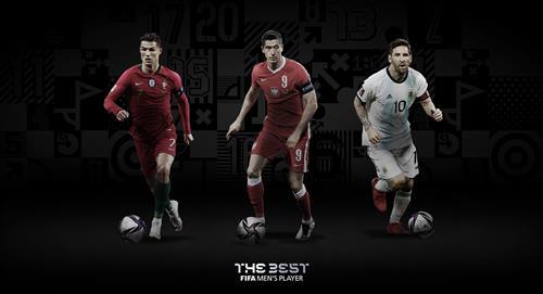 Finalistas en The Best