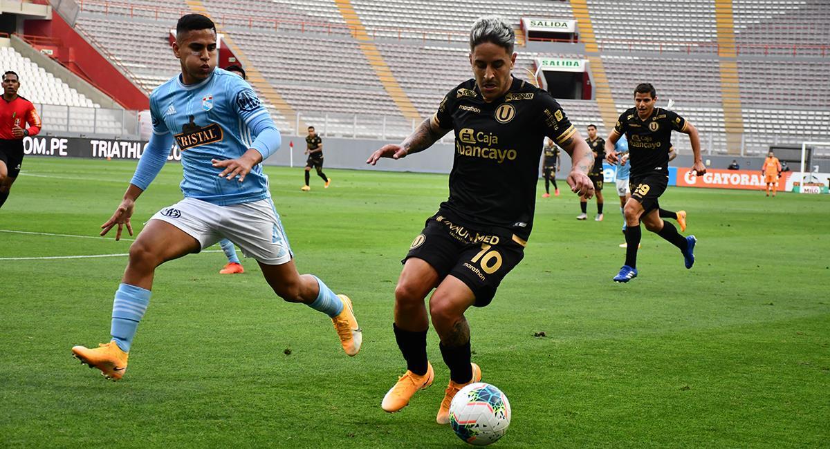 Universitario recibe a Sporting Cristal en la primera final este miércoles 16 de diciembre. Foto: Prensa FPF