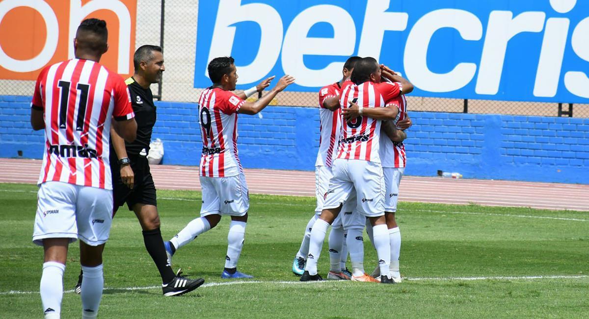 Huaral asegura su presencia en los playoffs. Foto: Prensa FPF