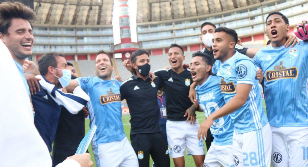 Sporting Cristal es el flamante campeón del fútbol peruano. Foto: Twitter Liga Profesional