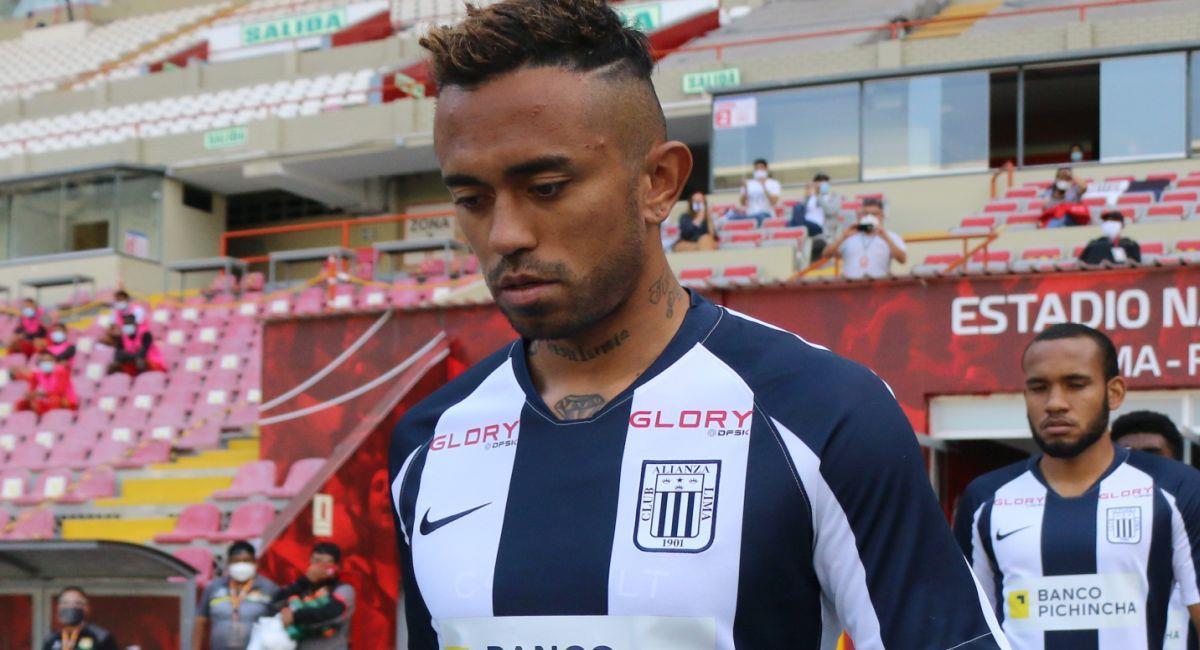 Joazhiño Arroé no cuenta con equipo en la actualidad. Foto: Prensa de la FPF