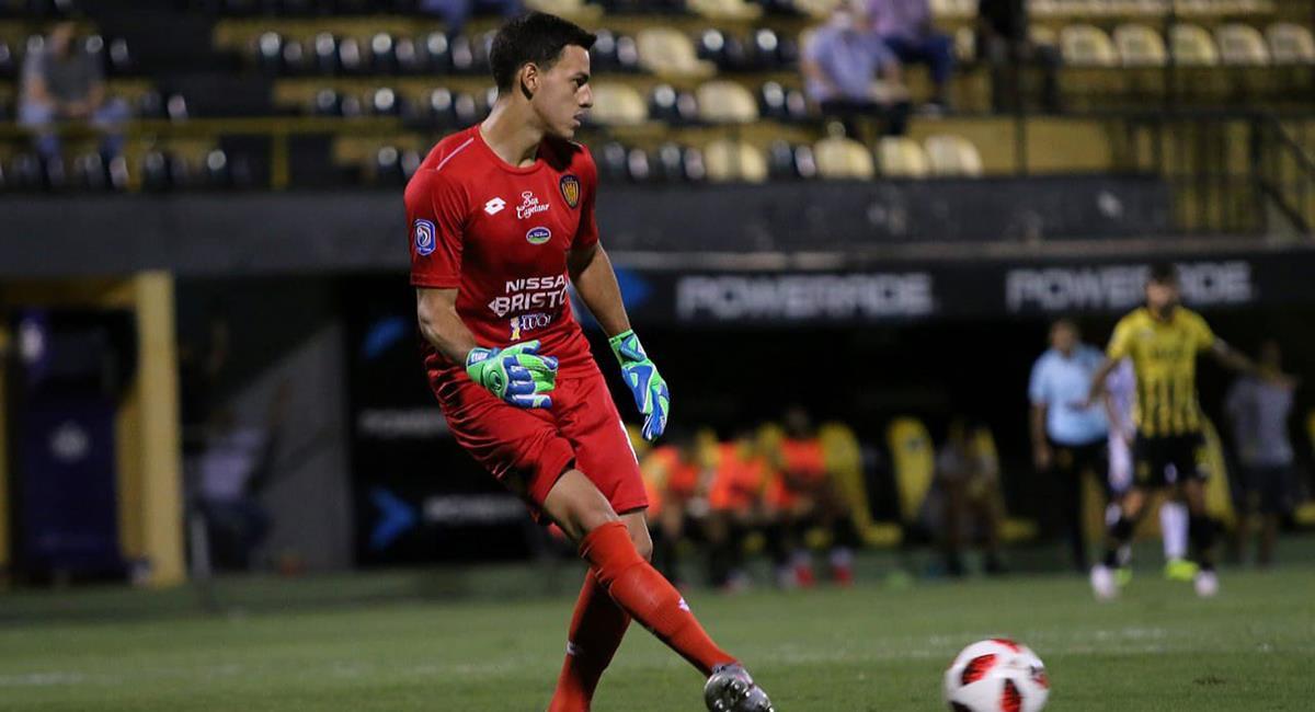 Alejandro Duarte es opción en Sporting Cristal. Foto: Twitter @alejoduarte10