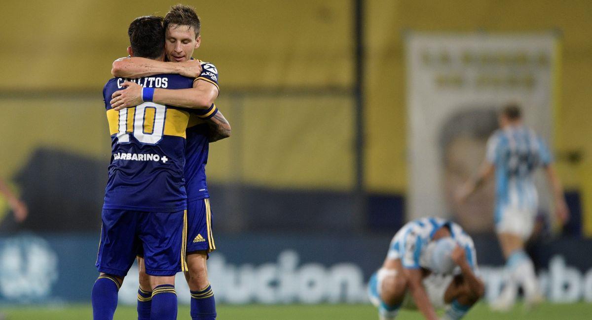 Boca Juniors vuelve a ser semifinalista de la Copa Libertadores. Foto: EFE