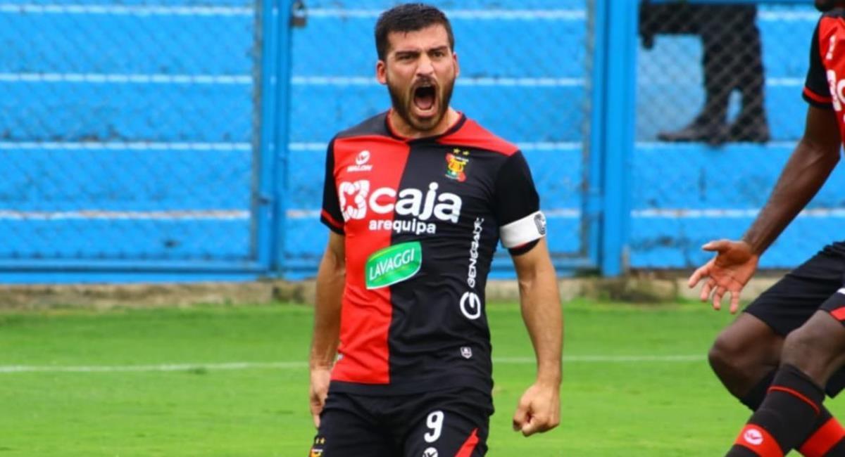 Melgar prepararía la vuelta de Bernardo Cuesta para el 2021. Foto: Twitter Difusión