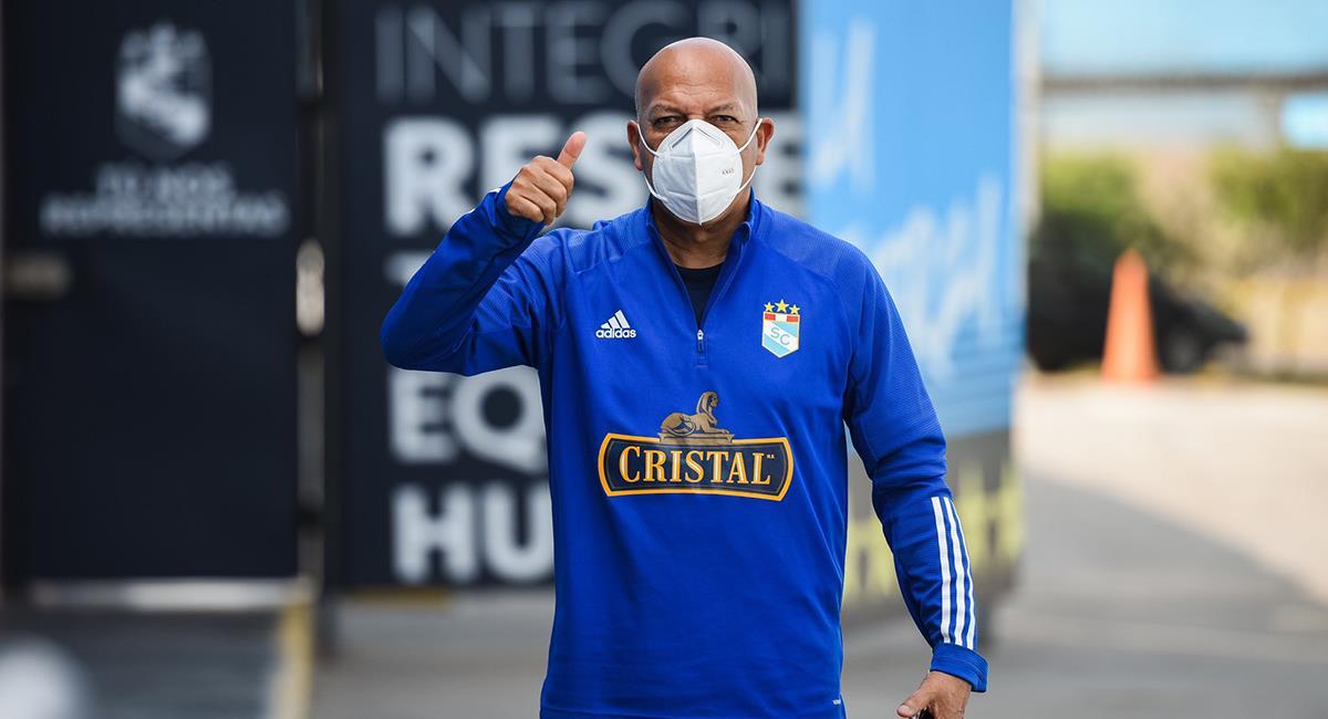 Mosquera fue campeón nacional 2019 y 2020. Foto: Twitter Club Sporting Cristal