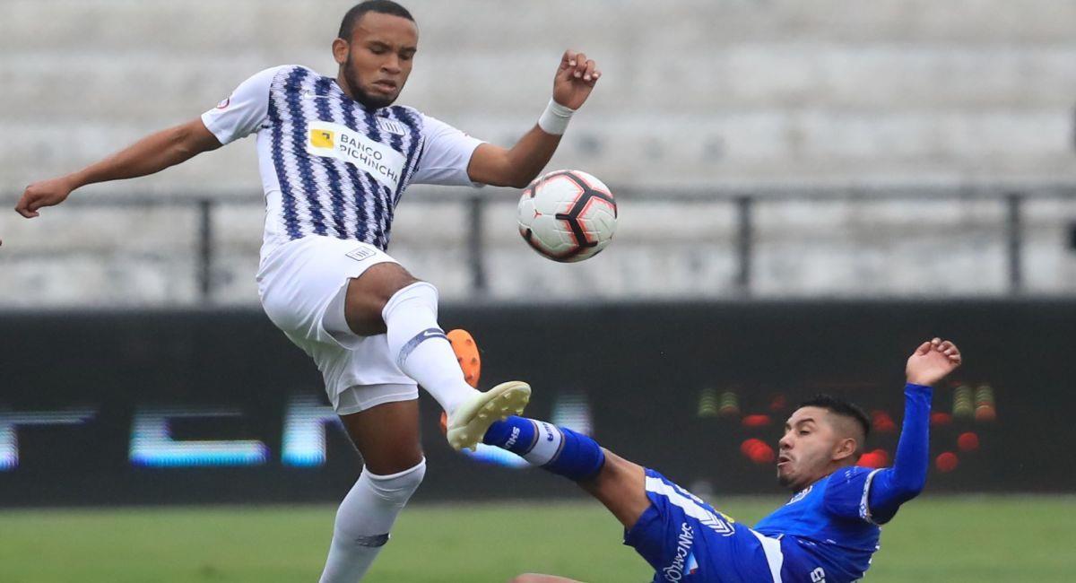 Aldair Salazar es nuevo jugador del Ayacucho FC. Foto: Andina