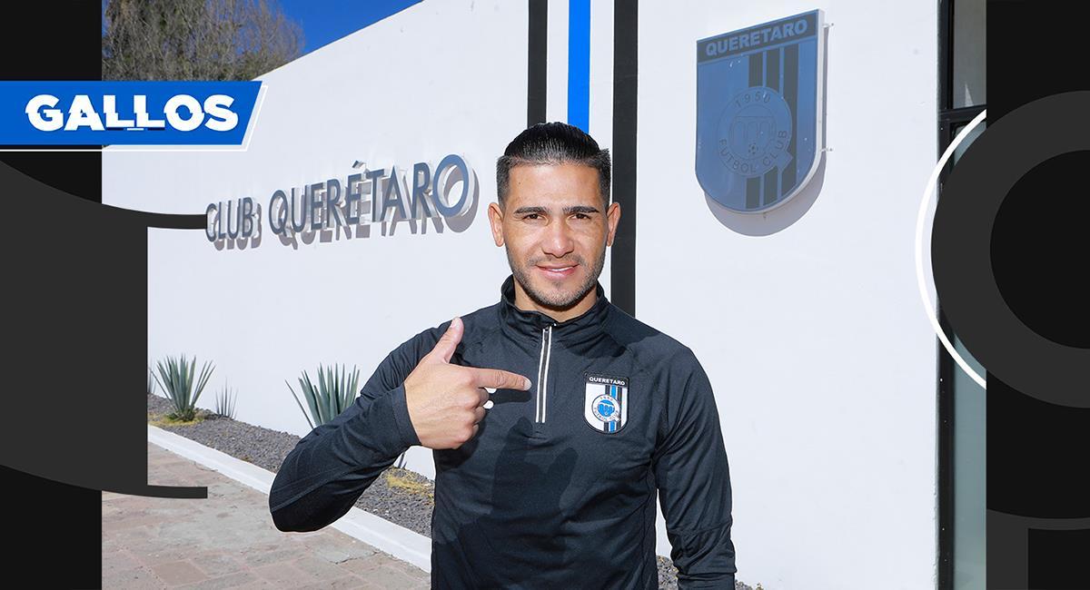 Jonathan Dos Santos marcó 12 goles con Universitario en el 2020. Foto: Twitter @Club_Queretaro