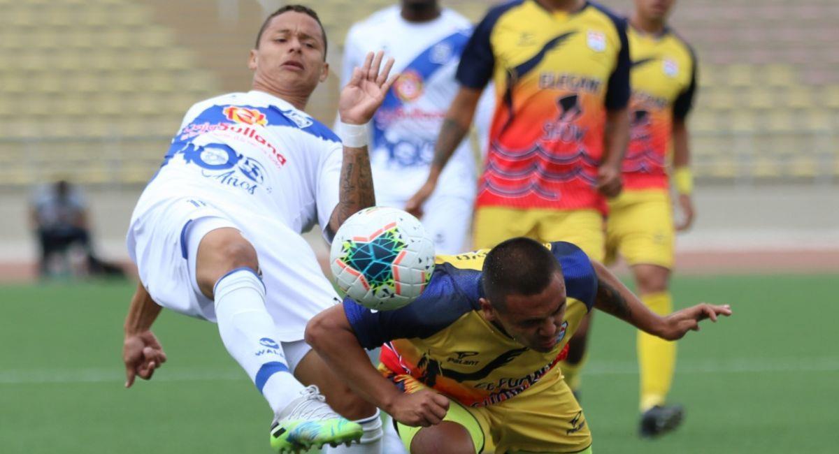 En Sport Chavelines exigen se resuleva el escándalo de la Liga 2. Foto: Twitter Liga Profesional