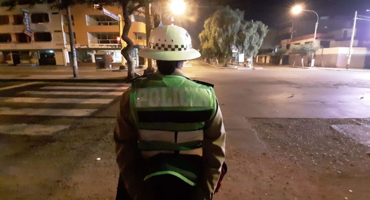 El presidente Francisco Sagasti dijo que la vuelta a una cuarentena sería una medida extrema. Foto: Andina