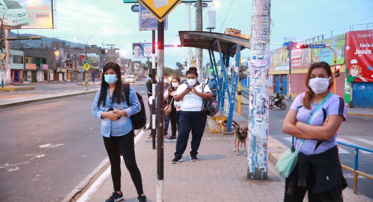 Lima tendrá restricciones especiales para frenar el avance del coronavirus. Foto: EFE