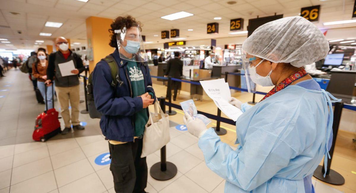 Se sigue incrementando los casos de coronavirus en Perú. Foto: Twitter Minsa
