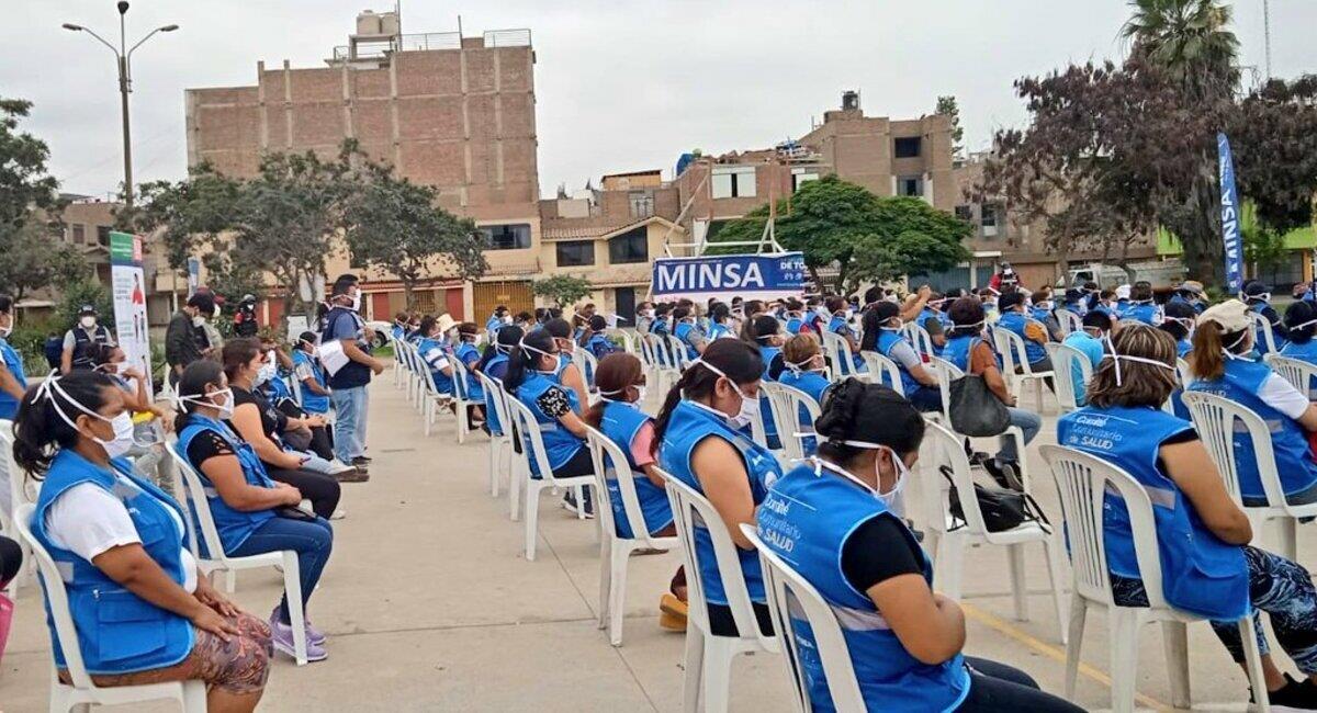 Colegio Médico se pronunció ante segunda ola de la COVID-19. Foto: Twitter Minsa