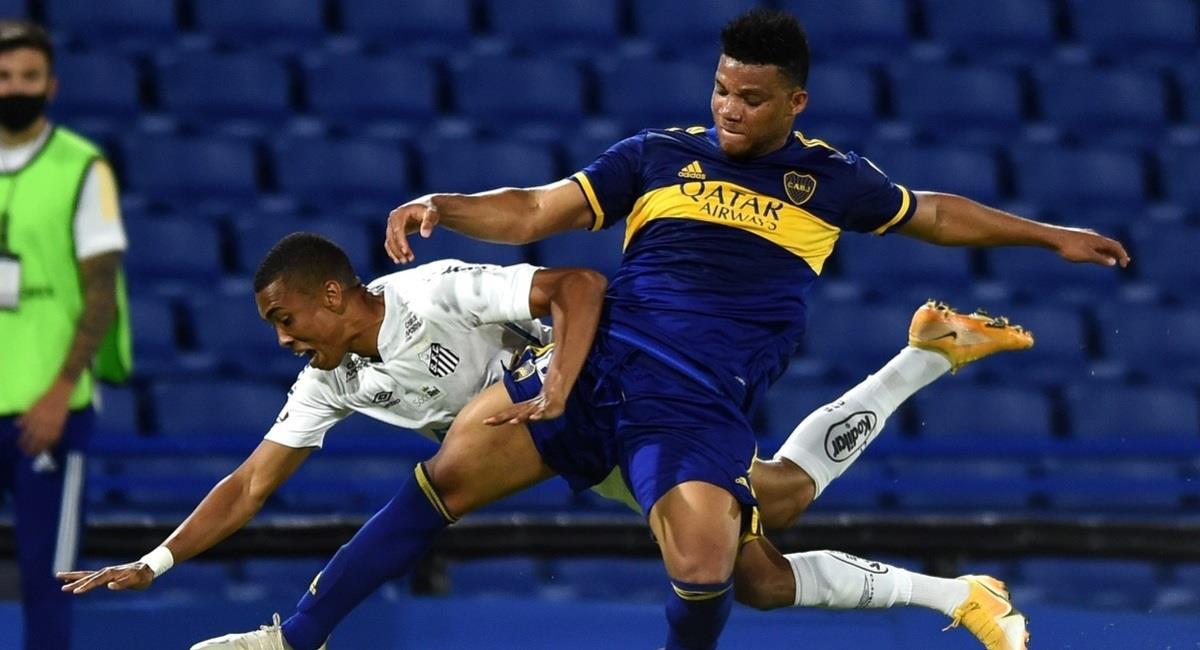 Boca Juniors busca su pase a la final de Libertadores. Foto: EFE