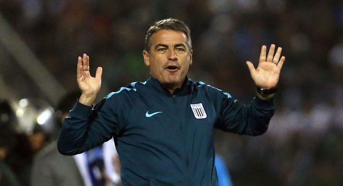Pablo Bengoechea podría tener un vínculo especial con Alianza Lima. Foto: Andina