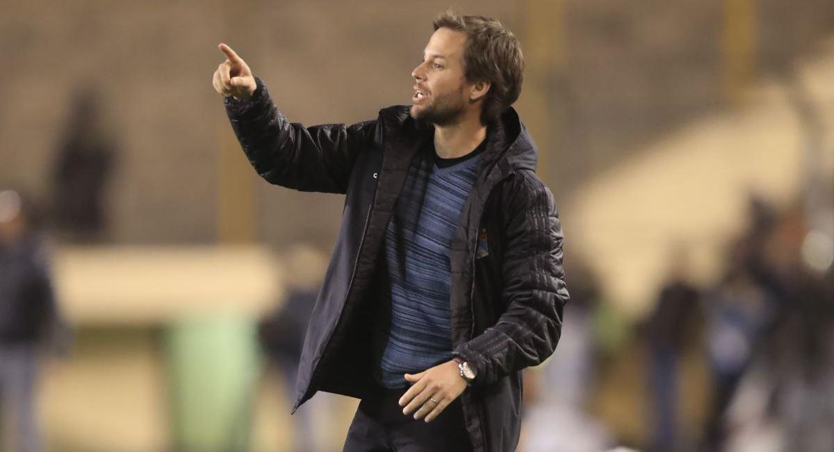 Manuel Barreto dirigirá Segunda División. Foto: Andina