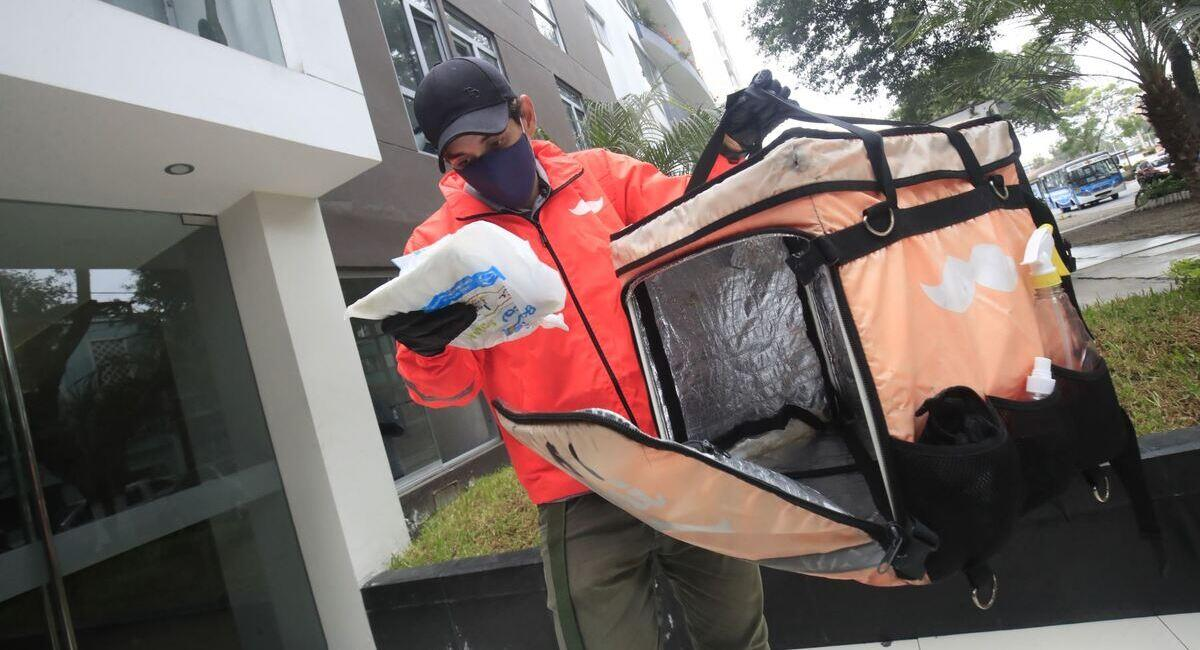 Delivery continuará los días domingos. Foto: Andina