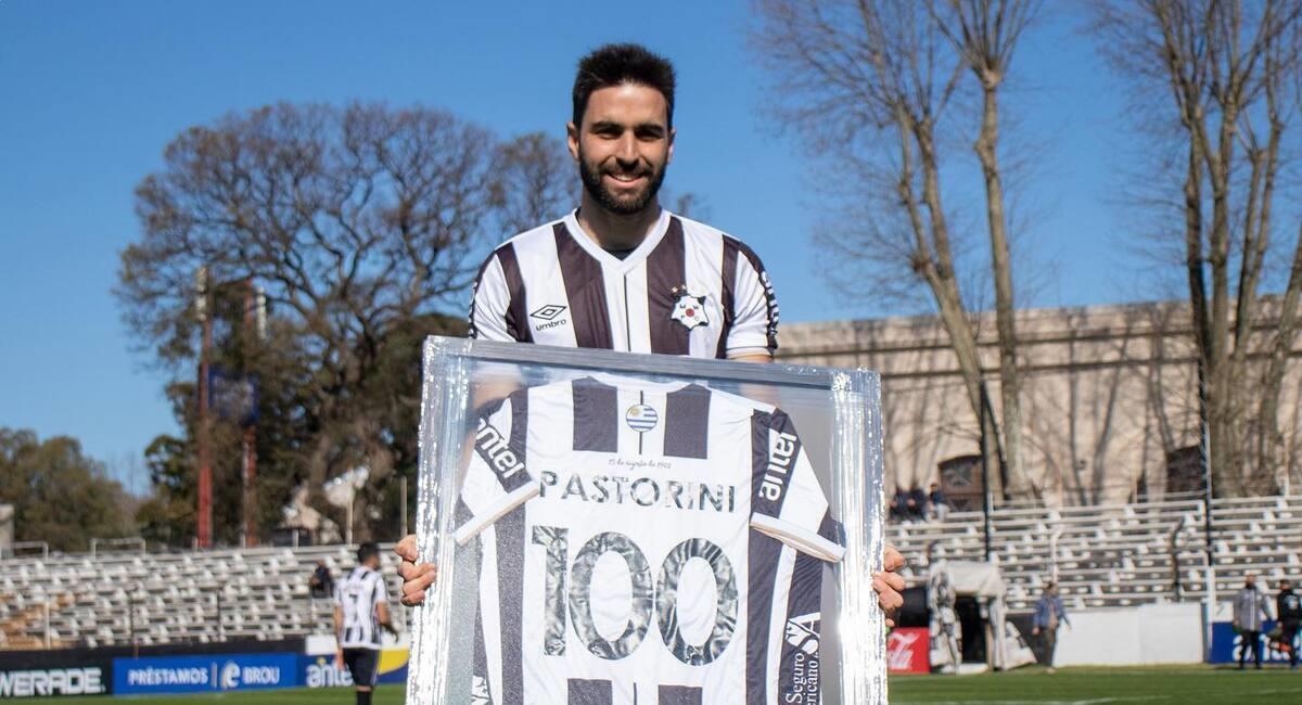 Rodrigo Pastorini es uno de los referentes en Santiago Wanderers. Foto: Facebook Santiago Wanderers