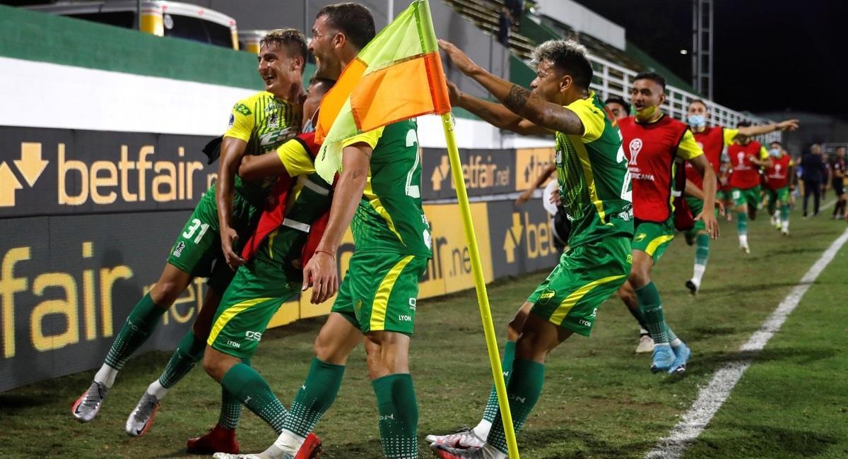Defensa y Justicia es finalista de la Copa Sudamericana