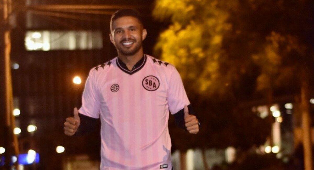 Jesús Arrieta incumplió protocolos en el Perú. Foto: Twitter Sport Boys