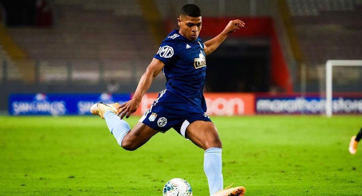 Percy Liza anotó dos goles en el 2020. Foto: Instagram percylizae