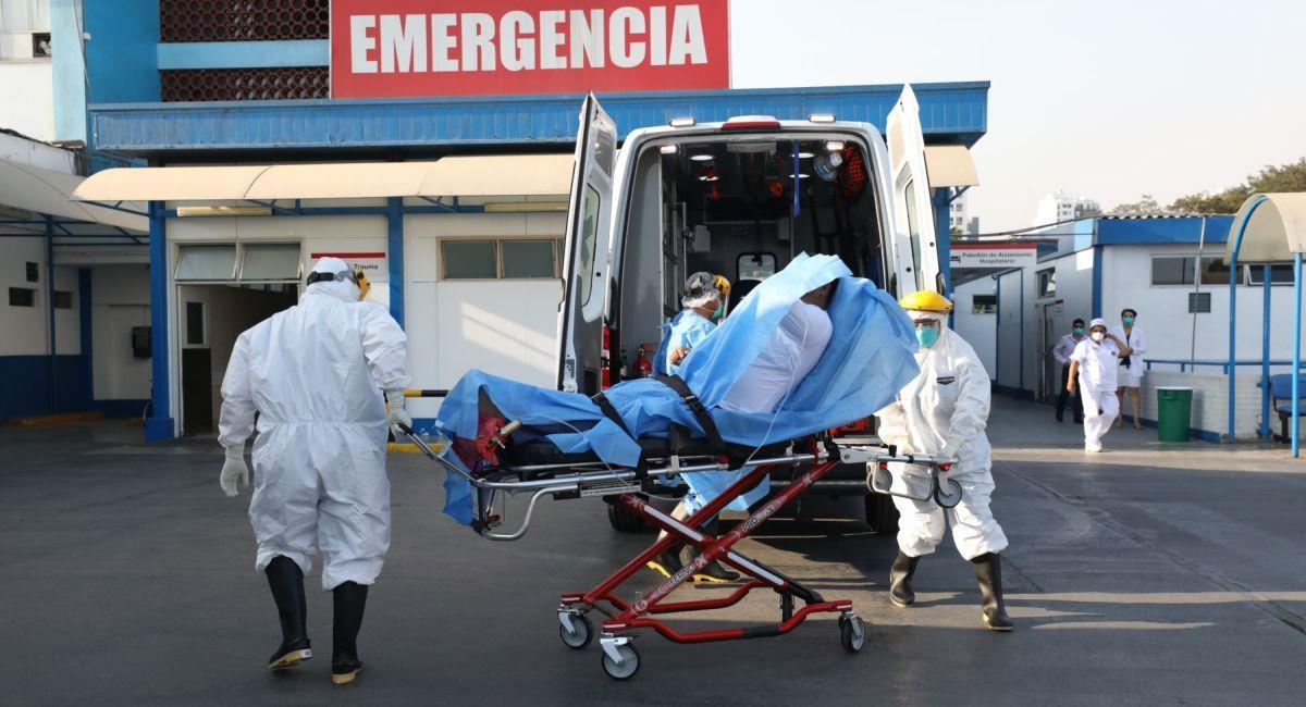 Los casos de coronavirus han ido aumentando en el Perú. Foto: Andina