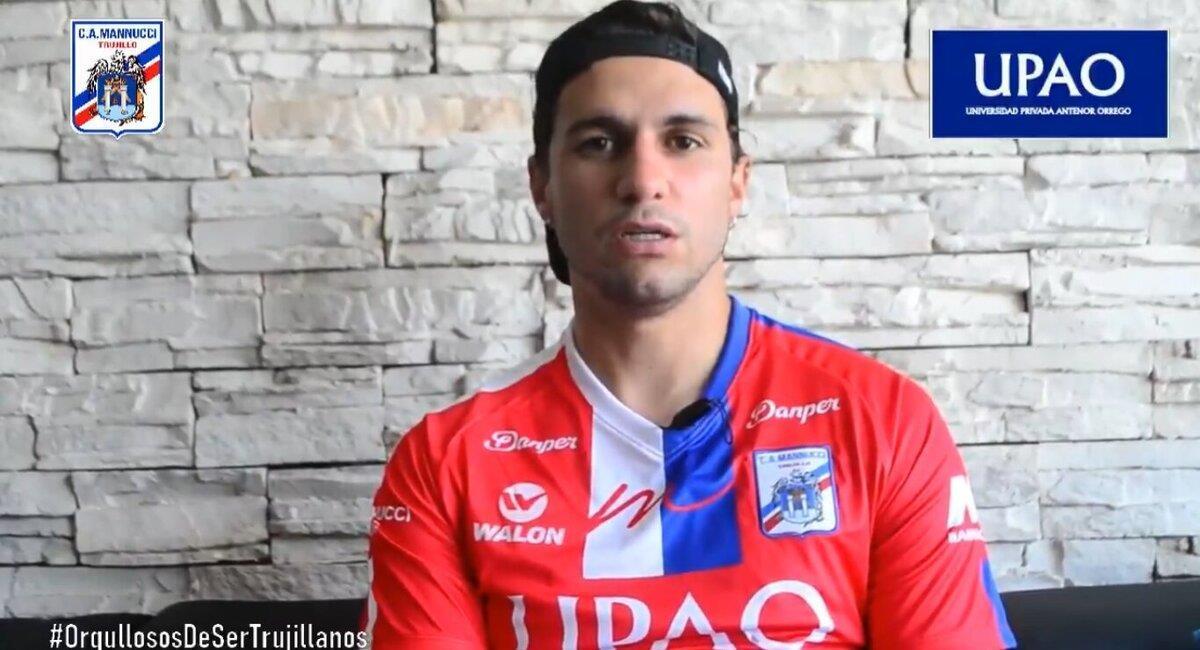 Felipe Rodríguez declaró como 'carlista'. Foto: Twitter Captura de Video - Carlos Mannucci
