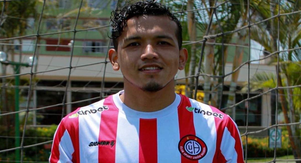 Diego Carabaño seguirá siendo jugador de Unión Huaral. Foto: Facebook Club Unión Huaral
