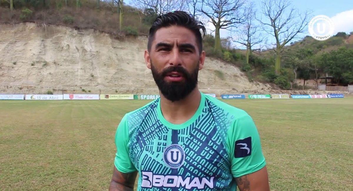 Maximiliano Barreiro es nuevo jugador del Cusco FC. Foto: Twitter