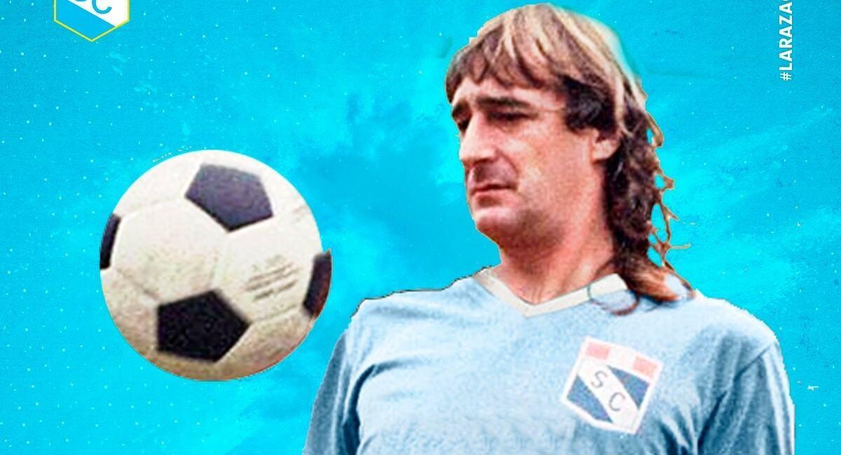 Horacio Baldessari respondió a Comizzo. Foto: Twitter Club Sporting Cristal