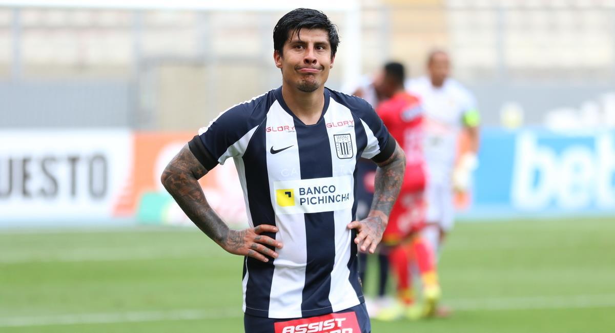 Patricio Rubio cerca de jugar en la Liga 1. Foto: Prensa FPF