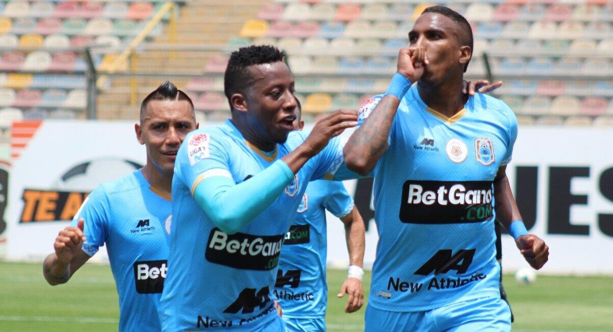 Binacional se refuerza en la Liga 1. Foto: Twitter Deportivo Binacional