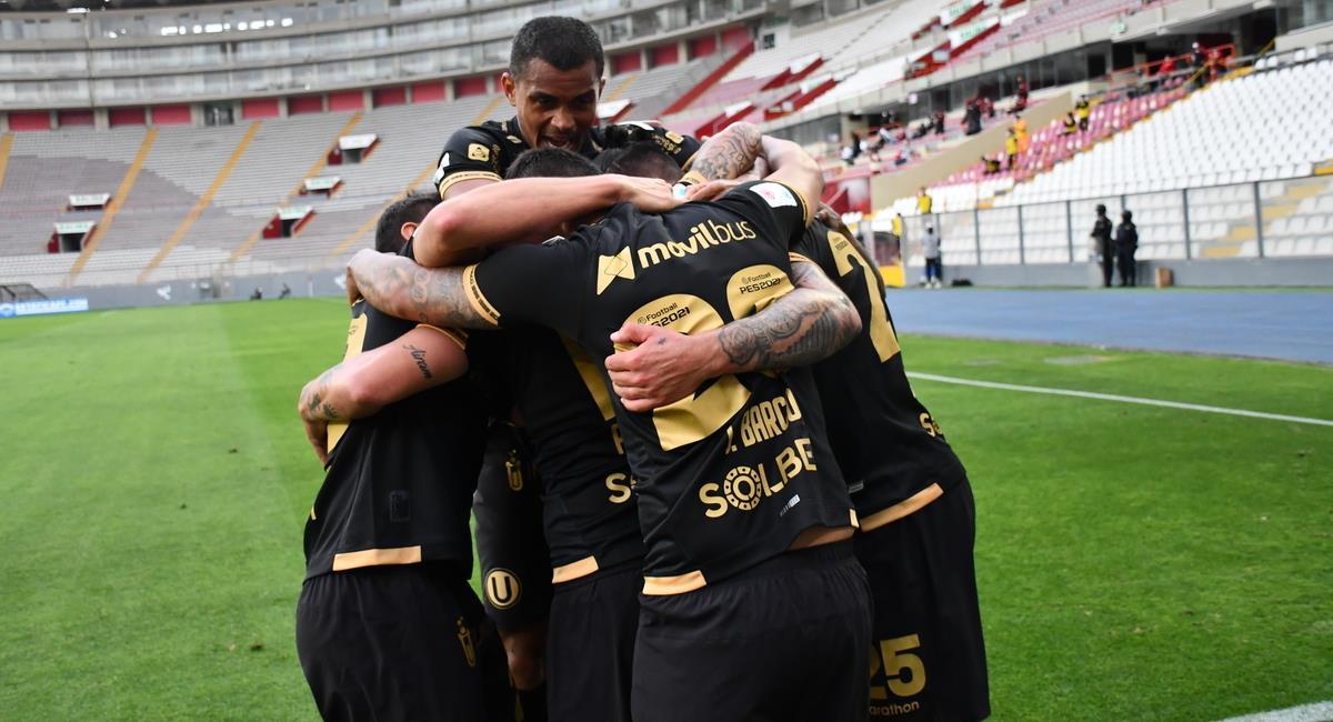 Universitario peleará la Copa Libertadores. Foto: Prensa FPF
