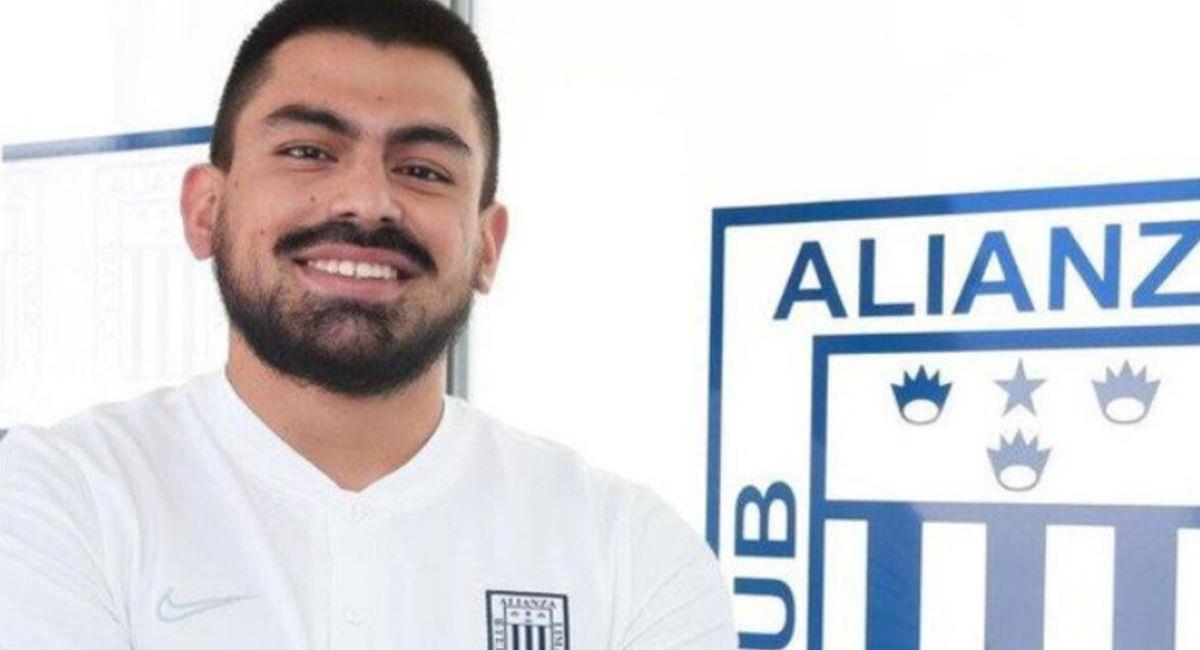 Alejandro Rázuri ya no pertenece a Alianza Lima. Foto: Facebook Club Alianza Lima