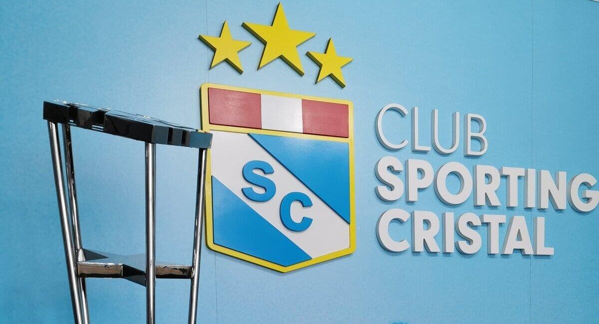Sporting Cristal es el vigente campeón del fútbol peruano. Foto: Twitter Club Sporting Cristal
