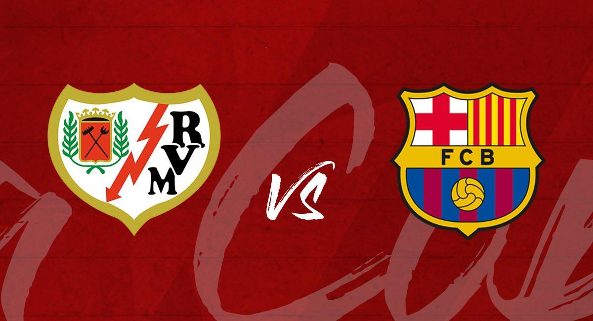 Luis Advíncula enfrentará a Lionel Messi en la Copa del Rey. Foto: Twitter Rayo Vallecano