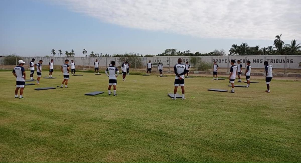 El cuadro de Sullana ya inicia pretemporada. Foto: Facebook Club Sport Alianza Atletico
