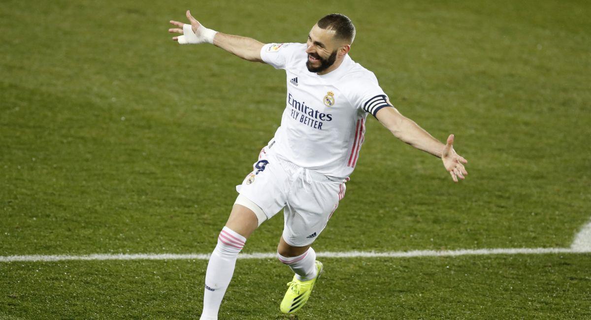 Real Madrid se dio un festín en su visita al Alavés. Foto: EFE