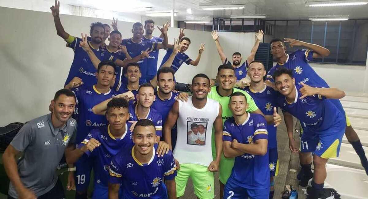 Club brasileño sufrió un accidente aéreo. Foto: Facebook Palmas Futebol e Regatas