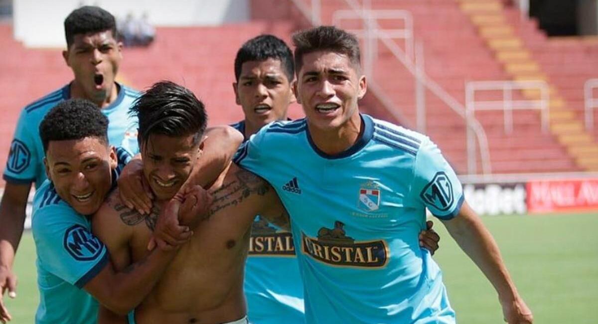 Sporting Cristal es el último campeón del Torneo de Reservas 2019. Foto: Twitter Club Sporting Cristal