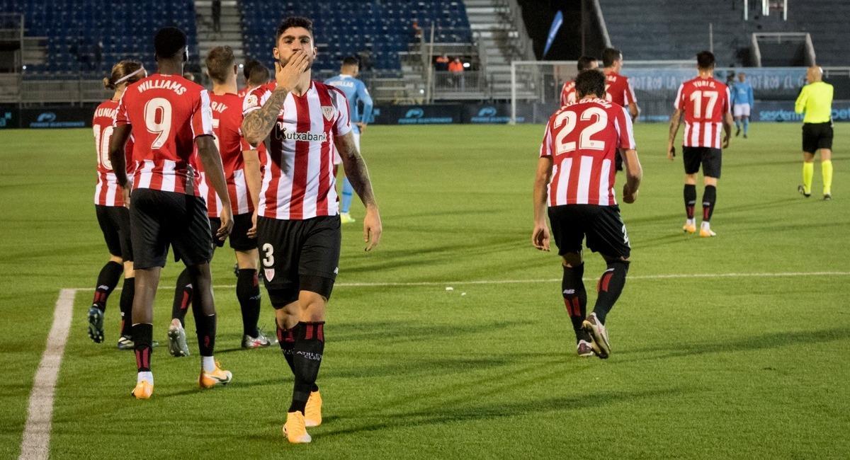 Athletic Club vuelve a disputar LaLiga Santander. Foto: Twitter Athletic Club