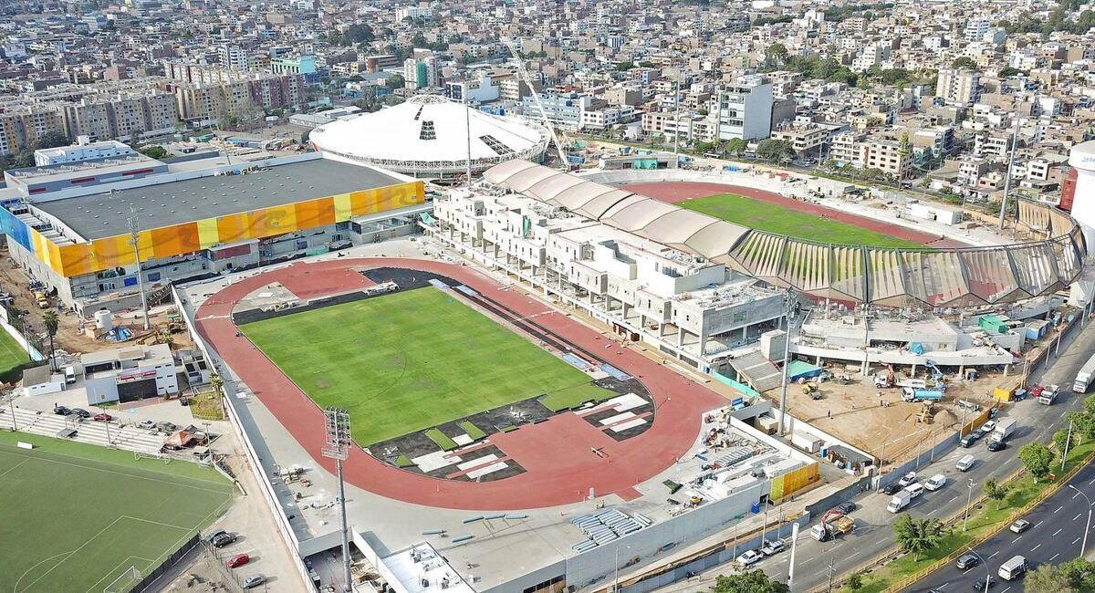 Cinco casos positivos en el área deportiva de la FPF. Foto: Andina