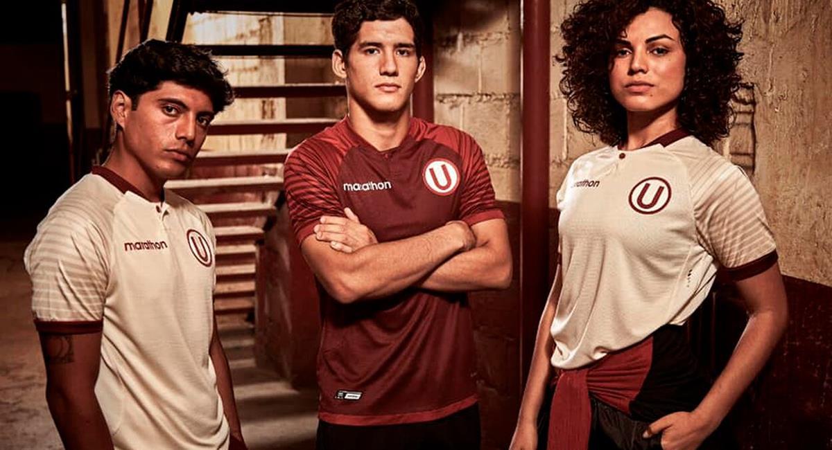 Camiseta de Universitario 2021 será presentada este miércoles. Foto: Twitter Difusión