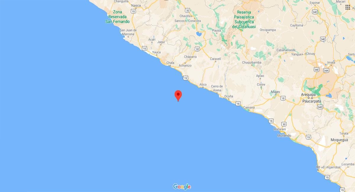 Temblor hoy en Arequipa: sismo de 4.0 sacudió Atico (Caravelí) la tarde del jueves 28 de enero