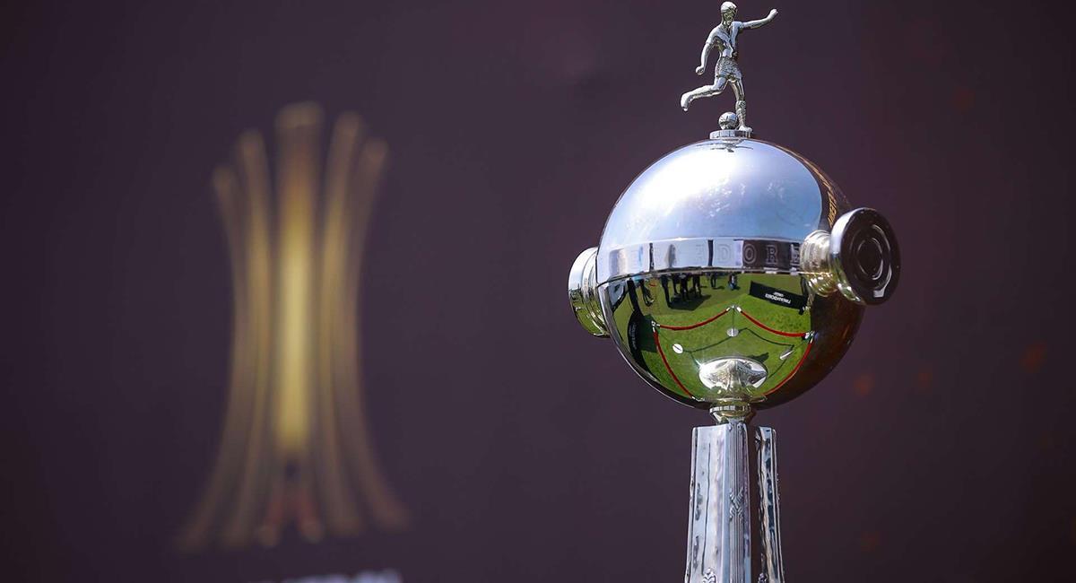 Copa Libertadores tiene como fecha de inicio el próximo 17 de febrero. Foto: Twitter Difusión